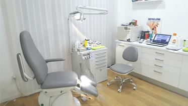 sala de quiropodologia vimar salud