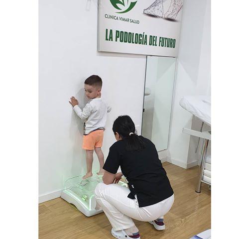 podologo infantil